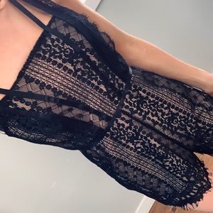 Guess lace romper